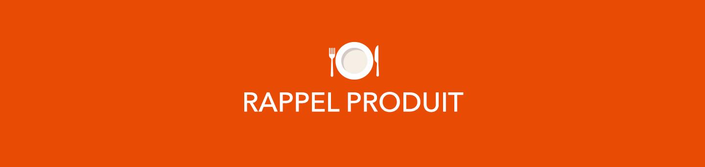 Rappel Produit