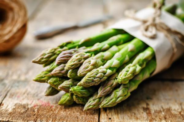 Photo Asperge verte botte Frelicot legumes