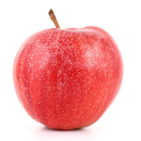 Photo Pomme rouge null