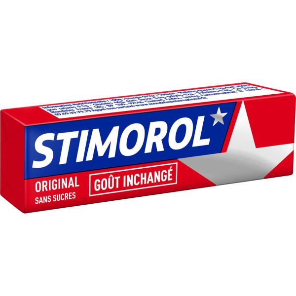 Photo   Stimorol original Stimorol