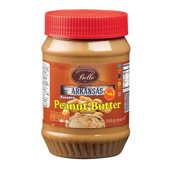 Photo Peanut butter pâte d'arachide MISSISSIPPI BELLE