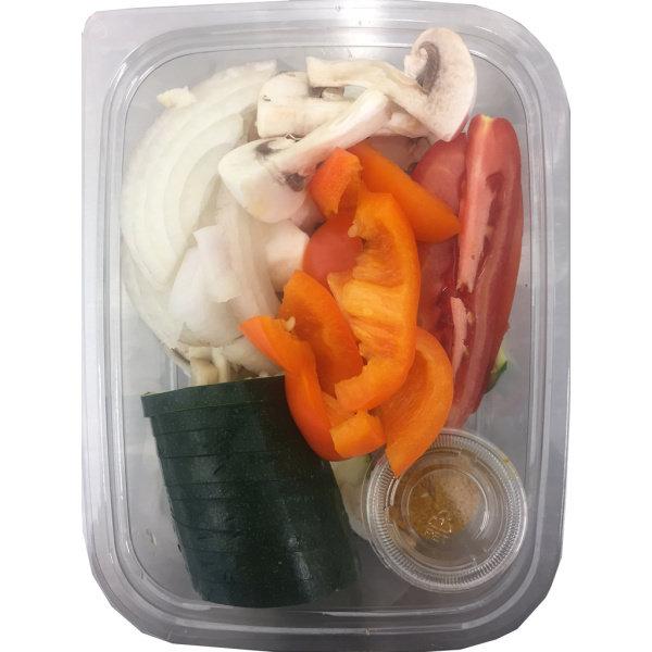 Photo Légumes prêts à cuisiner FRAICHEMENT BON