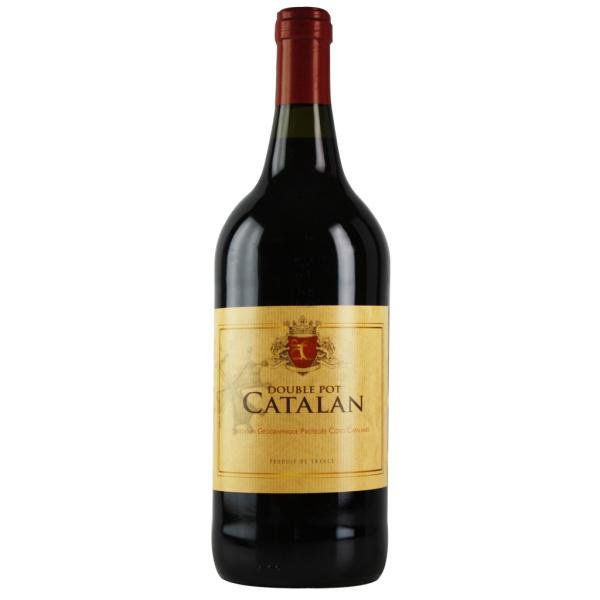 Photo Vin rouge du pays d'oc 12° DOUBLE POT CATALAN