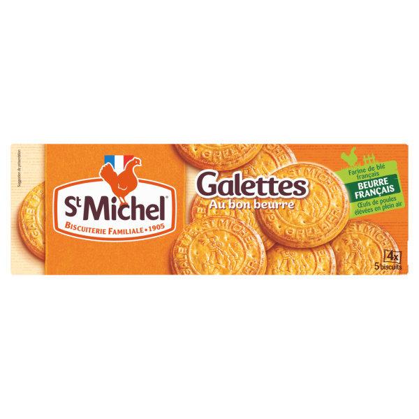 Photo Galette bon beurre français St Michel