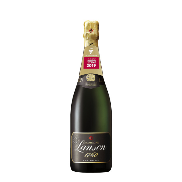 Photo Champagne Lanson