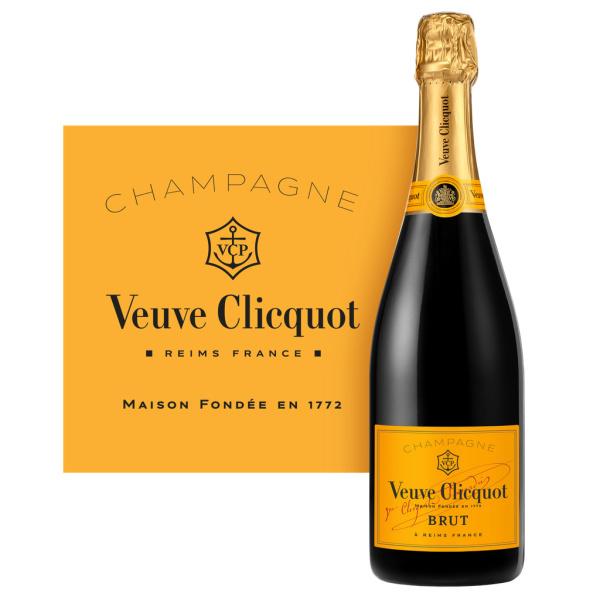 Photo Champagne Veuve clicquot brut Veuve Clicquot