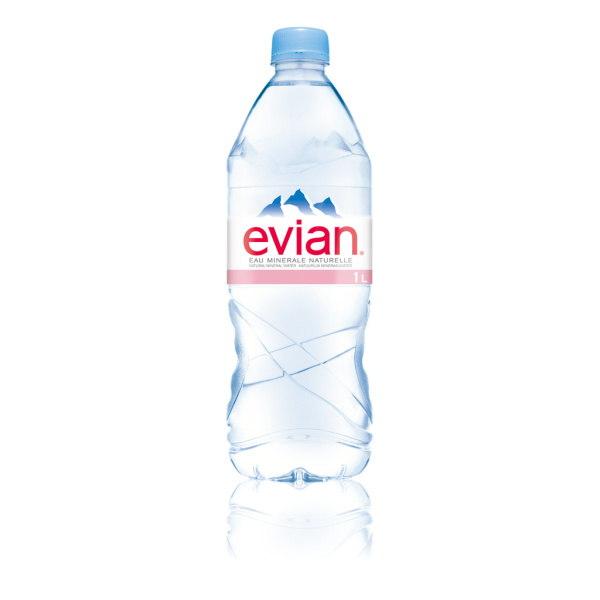 Photo Eau minérale naturelle Evian