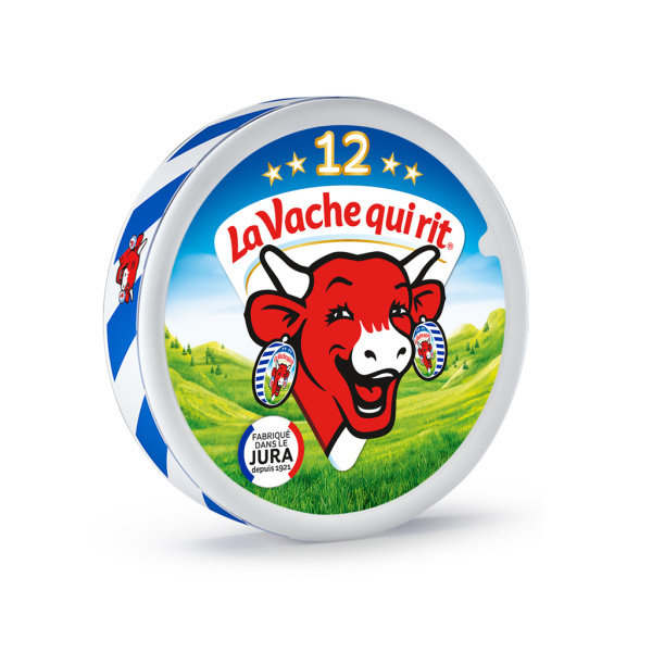 Photo Fromage fondu La Vache qui rit