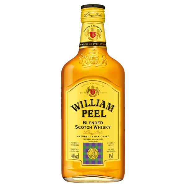 Photo Blended scotch whisky William Peel