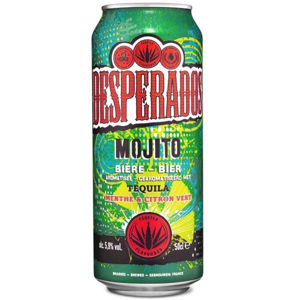 Photo Bière arôme mojito desperados Desperados