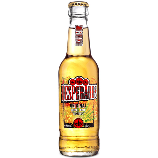 Photo Bière Desperados