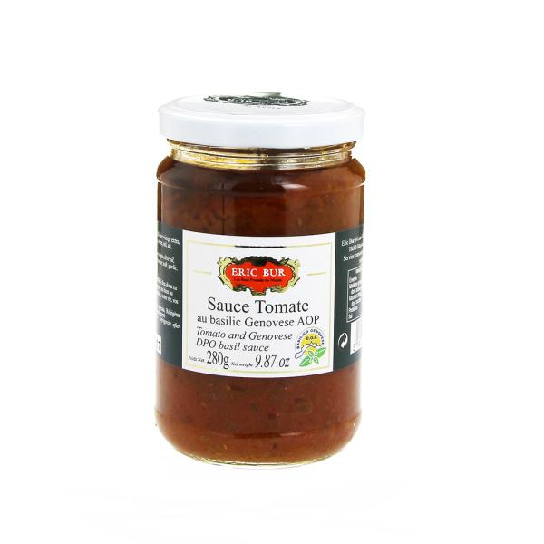Photo Sauce tomate basilic Eric Bur
