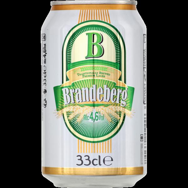 Photo Bière blonde BRANDEBERG