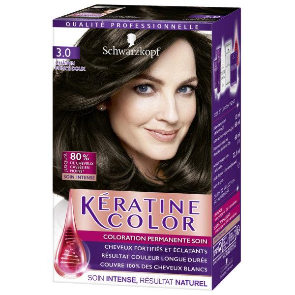 Photo Coloration keratine KERATINE COLOR