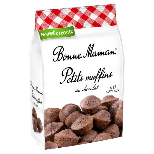 Photo Petits muffins au chocolat BONNE MAMAN