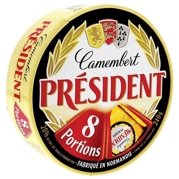 Photo Camembert PRESIDENT