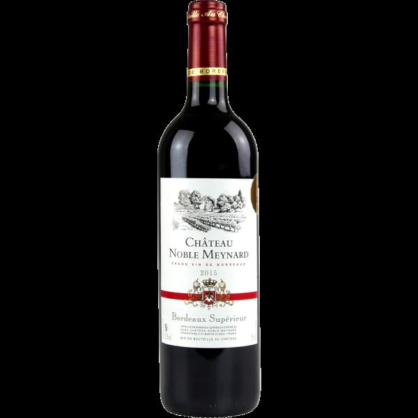 Photo Vin rouge Bordeaux Château noble CHATEAU NOBLE MEYNARD