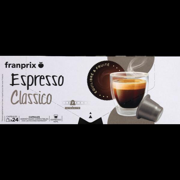 Photo Café arabica franprix