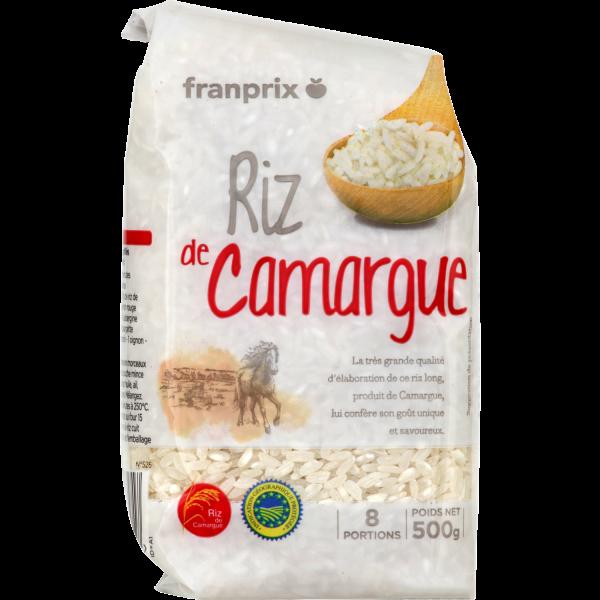Photo Riz de Camargue franprix