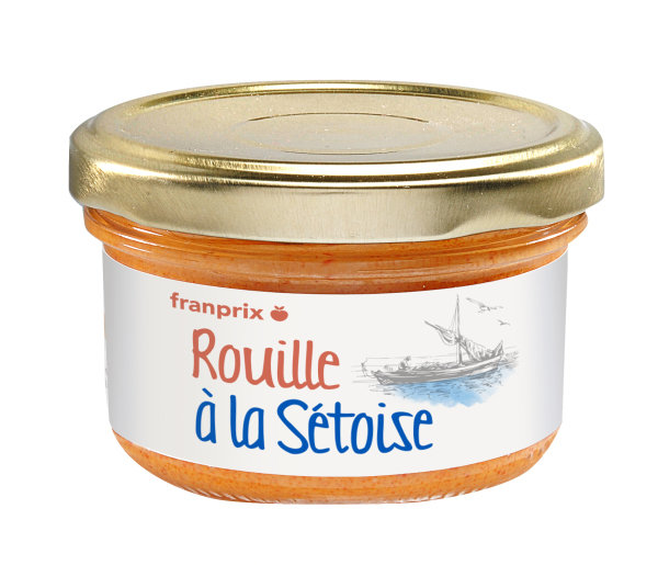 Photo Sauce rouille franprix
