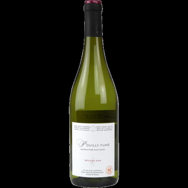 Photo Vin blanc pouilly fumé  DEFAULT