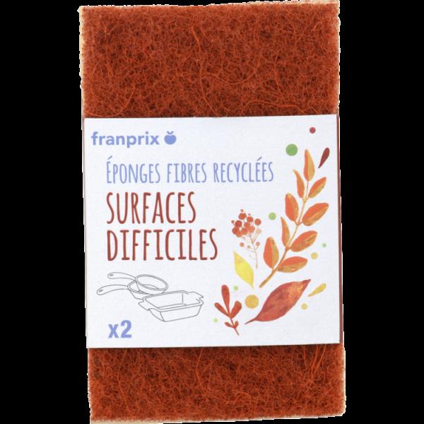 Photo Eponge surfaces difficiles franprix