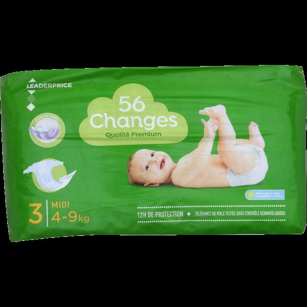 Photo Change bébé B b