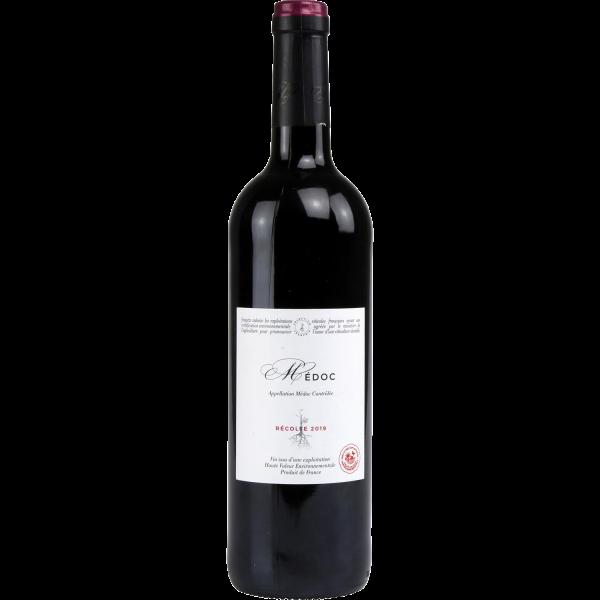 Photo Vin rouge médoc Default