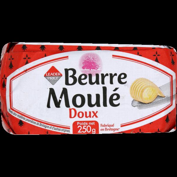 Photo Beurre moulé doux DEFAULT