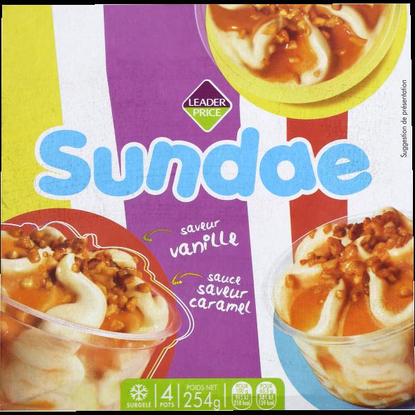 Photo Sundae Leader price