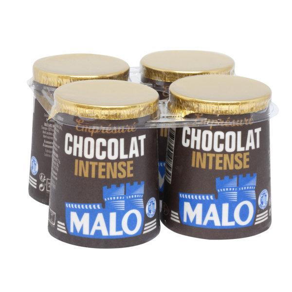 Photo Emprésuré saveur chocolat Malo