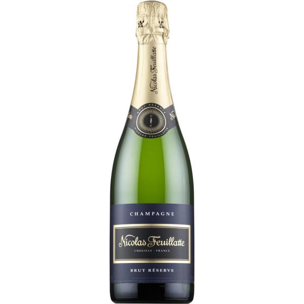 Photo Champagne brut Nicolas Feuillatte