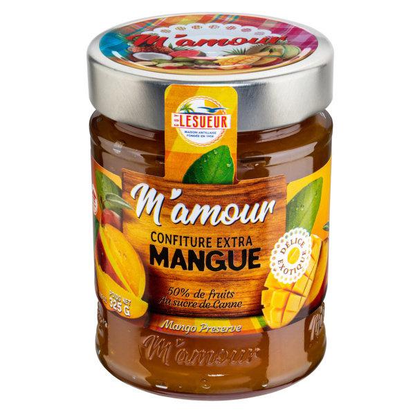 Photo Confiture mangue M'amour