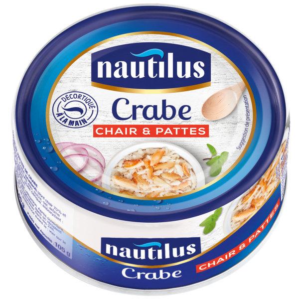 Photo Chair et pattes de crabe Nautilus