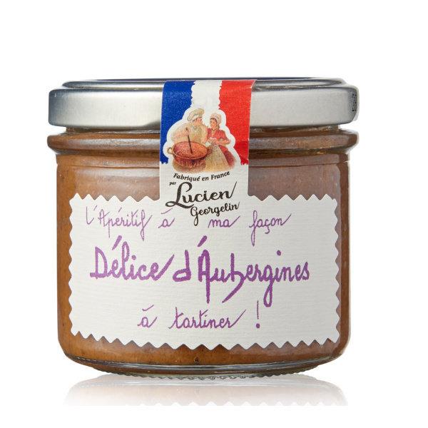 Photo Spécialité à tartiner à base d'aubergines LES RECETTES CUITES AU CHAUDRON