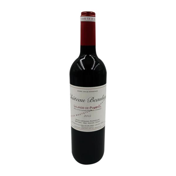 Photo Vin rouge lalande-de-pomerol null