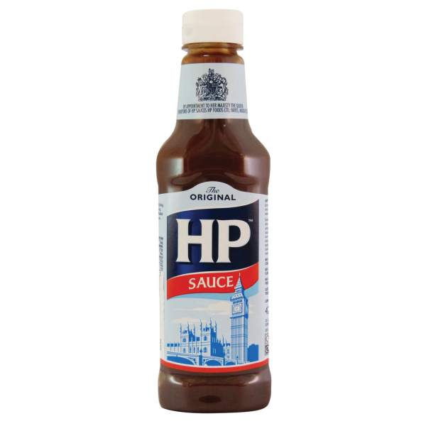 Photo sauce HP HP Sauce