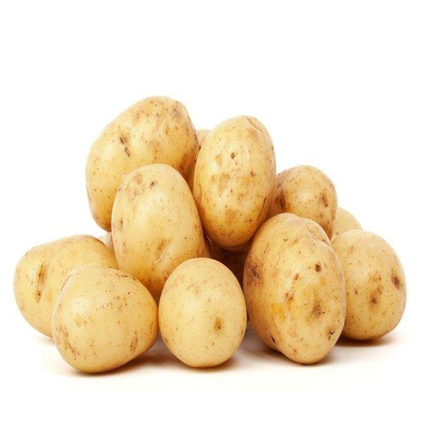 Photo Pommes de terre grenaille null