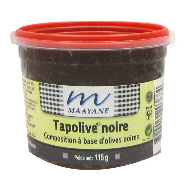 Photo Tapolive noire Maayane