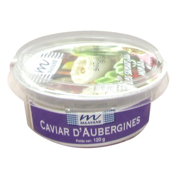 Photo Caviar d'aubergines MAAYANE
