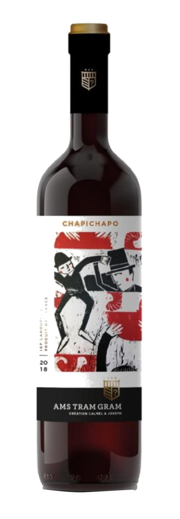 Photo Vin rouge pays d'oc Ams tram gram