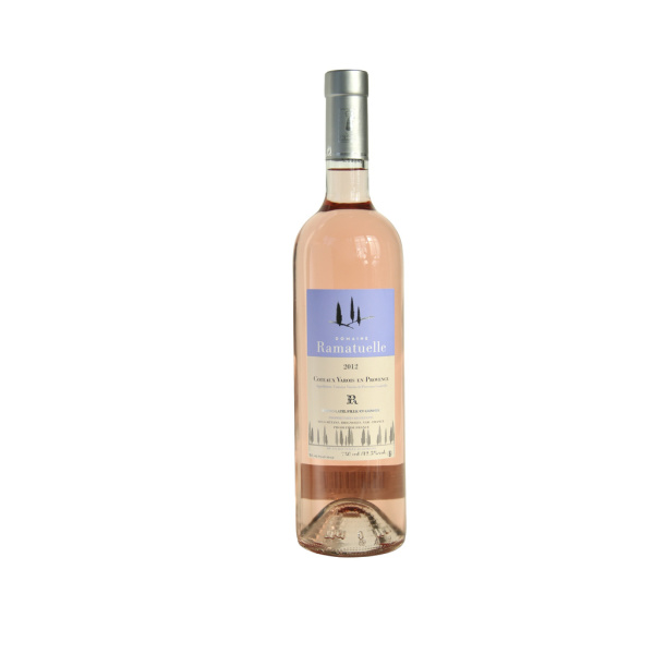Photo Vin rosé ramatuelle RAMATUELLE D'VINS