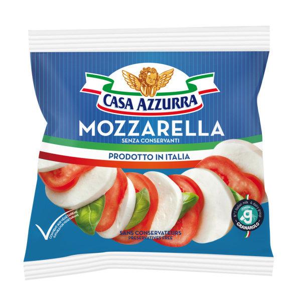 Photo Mozzarella Casa Azzurra