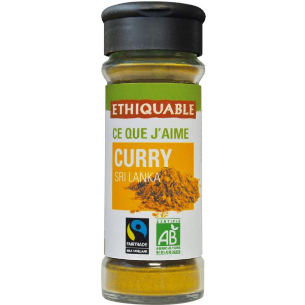 Photo curry sri Lanka Ethiquable
