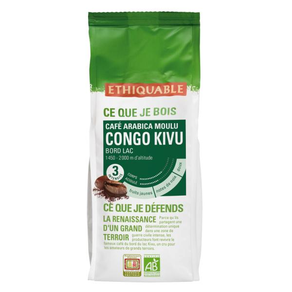 Photo Café congo kivu équitable bio Ethiquable
