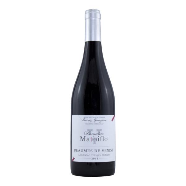 Photo Vin rouge Beaumes de Venise DOMAINE MATHIFLO