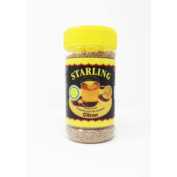 Photo Thé instantané au citron Starling