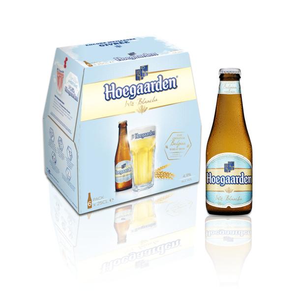 Photo Bière blanche Hoegaarden