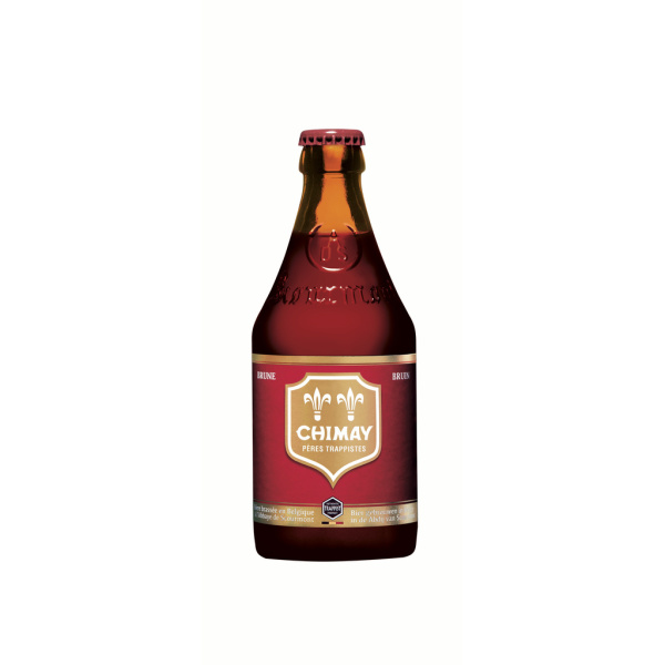 Photo Bière brune trappiste Chimay