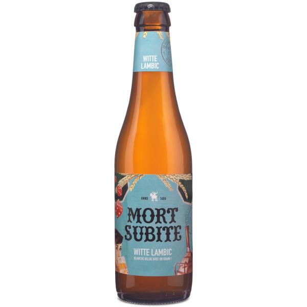 Photo Bière blanche Mort Subite